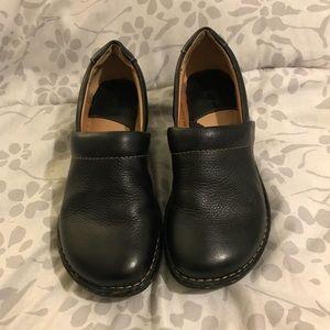 Born wedge heeled slider clogs st #W31011 | 7